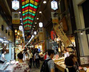 Kyoto market